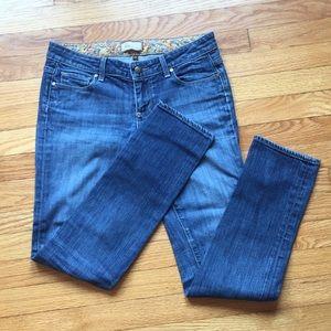 PAIGE Denim Jimmy Jimmy Skinny Jeans - Size 26